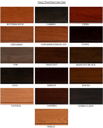Cherry Cabinet Door Colors