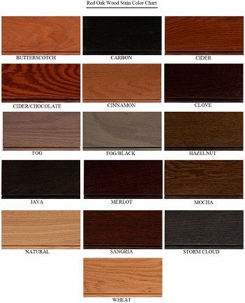 Oak Cabinet Door Colors